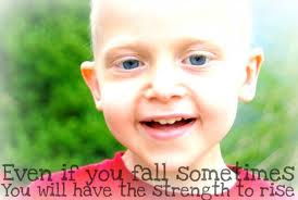cancer child message of hope