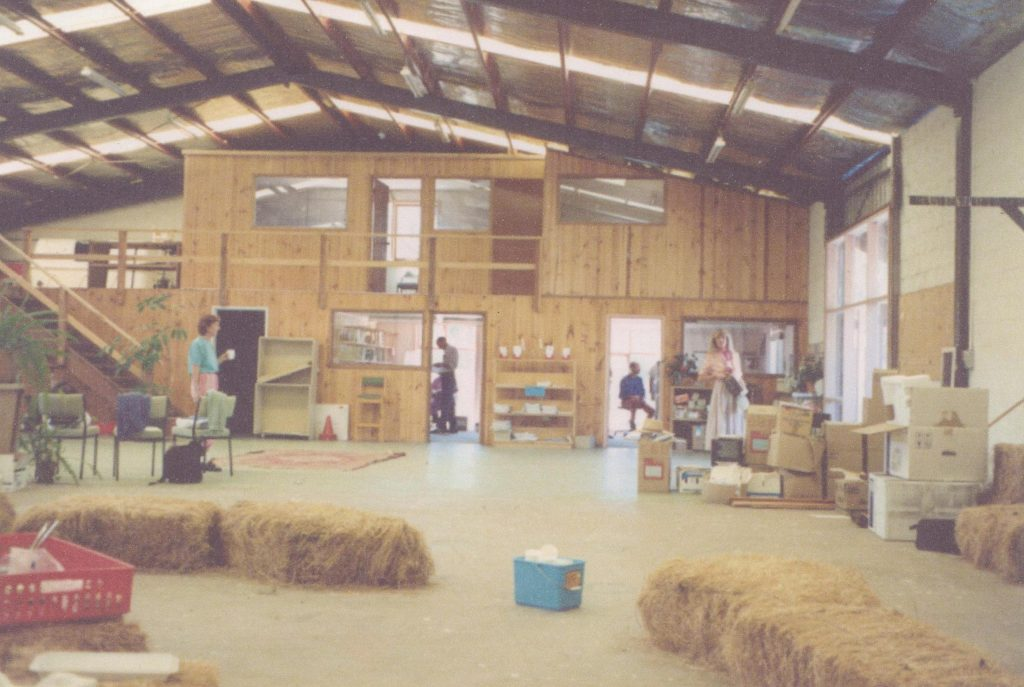The first development Yarra Valley Living Centre (Gawler Foundation)
