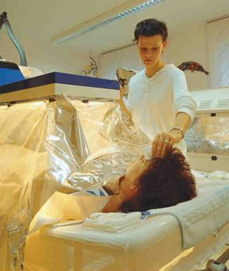 hyperthermia German Cancer Treatments