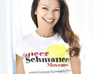 Fran Drescher - Founder Cancer Schmancer