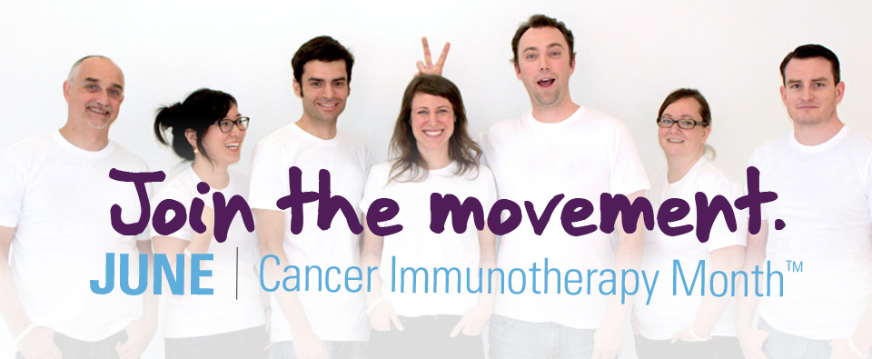 CIM-homepage-slider_Cancer-Immunotherapy-Month_960x395-JUNE