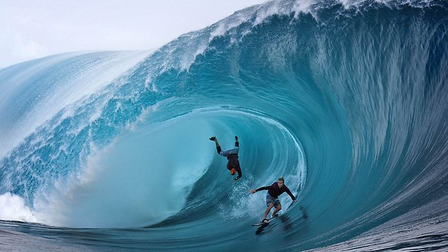 Riding the wave of new immune therapies. Pic: ABC News