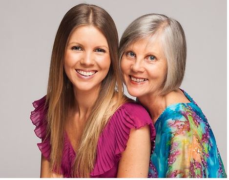 Mother and daughter The late Jess and Sharyn Ainscough Holding out for Miracle 2012 The Australian Weekend Magazine - Richard Guiliatt